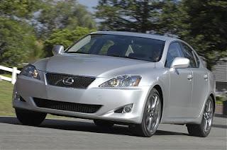 2008 lexus is 350 reliability