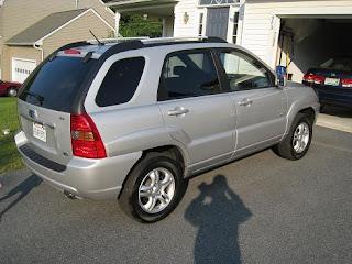 2008 Kia Sportage 4×4 EX Review