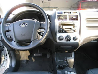 Inside, The Interior Doesnu0027t Scream U201cthis Is A Value Oriented Vehicleu201d At  First Glance, But It Sort Of Does At First Touch. The Material Covering The  ...