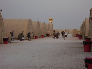 Life Deployed in the Middle East with the United States Army