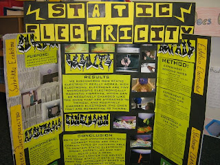 Pinterest • The world's catalog of ideas |Static Electricity Science Project For Abstract