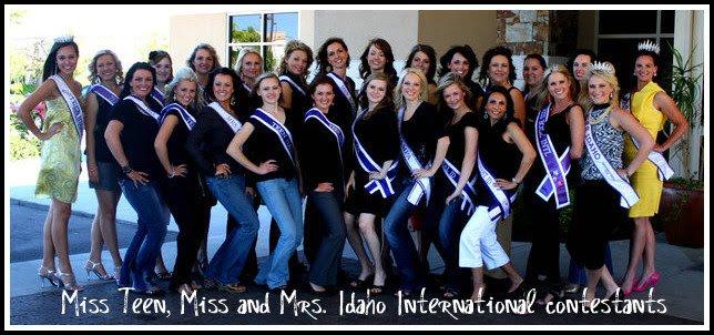 Heather Marie Mallary-Orchard: Idaho International Pageant