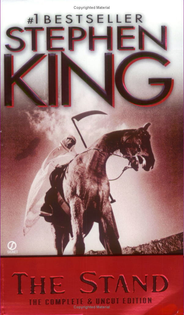 The Stand by Stephen King – Book Review