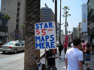 I think Star Maps are free at kiosks