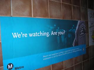 LA snitching campaign