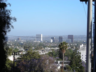 LA from a distance