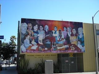 Mural on Fairfax