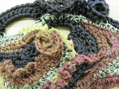Freeform Knitting Patterns - Lena Patterns