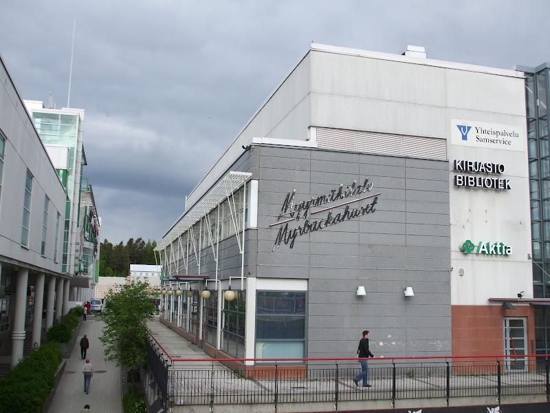 Helsinki Vantaa Daily Photo: May 2008