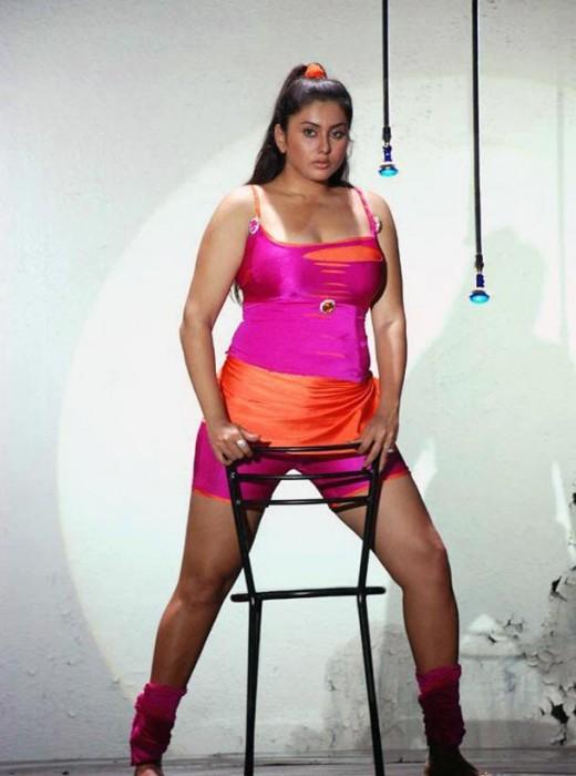 telugu cinema: namitha at navel show hot photos