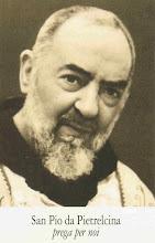 San Padre Pio da Petrelcine...