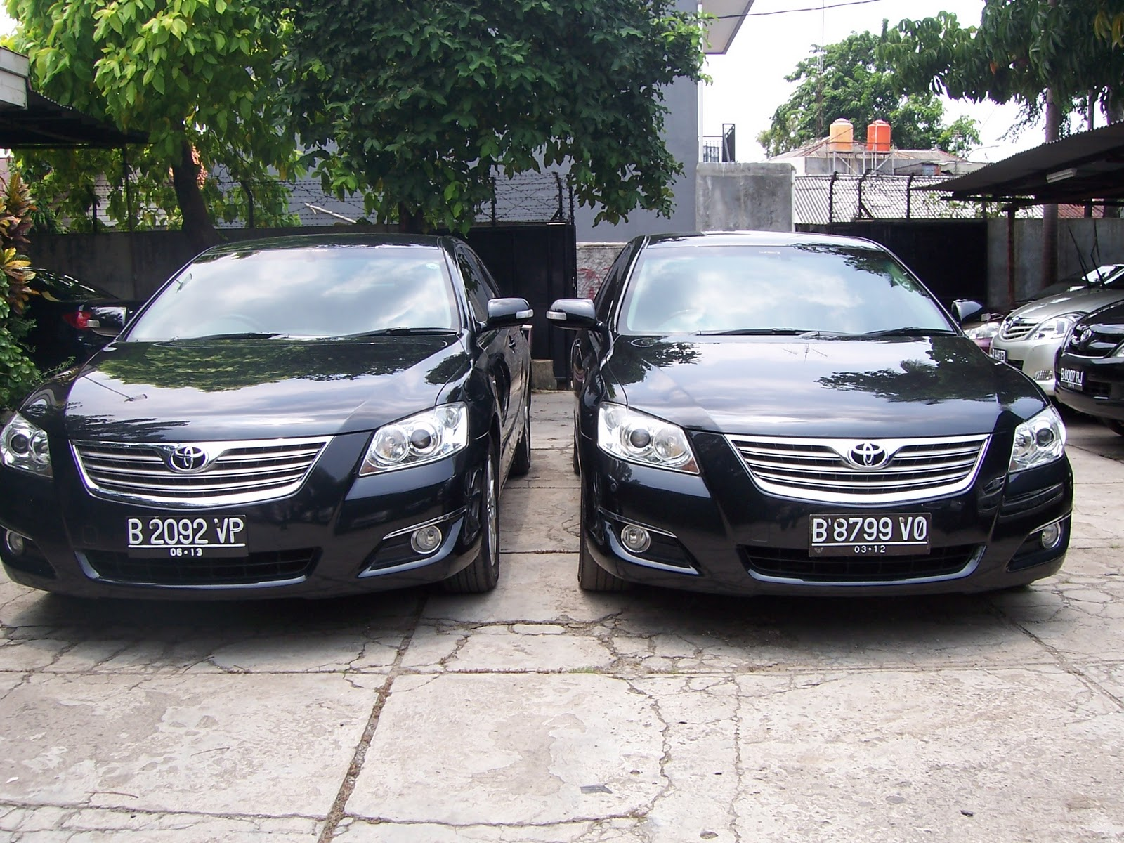 All New Camry Singapore Fitur Grand Veloz Jakarta Rent Car And Limousine Service