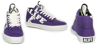 detailed look 5abd0 11316 Everybody High Cross Purple Canvas