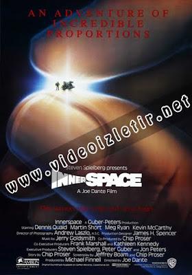 İçimde Biri Var - Innerspace Film izle