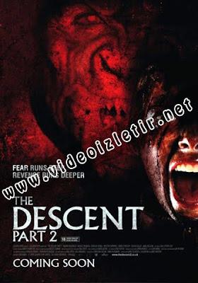 The Descent 2 film izle
