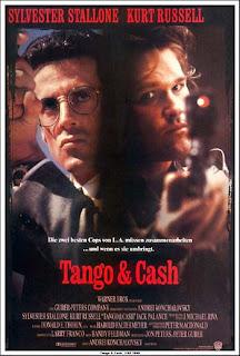 Tango ve Cash film izle