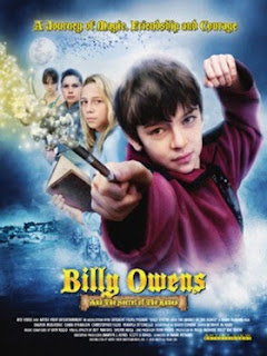 Billy Owens and the Secret of the Runes  film izle