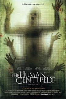 İnsan Kırkayak – The Human Centipede film izle