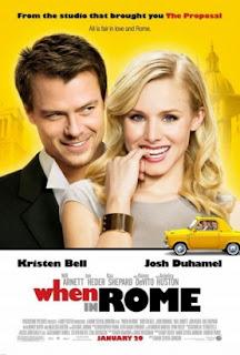 Aşk Çeşmesi – When in Rome film izle