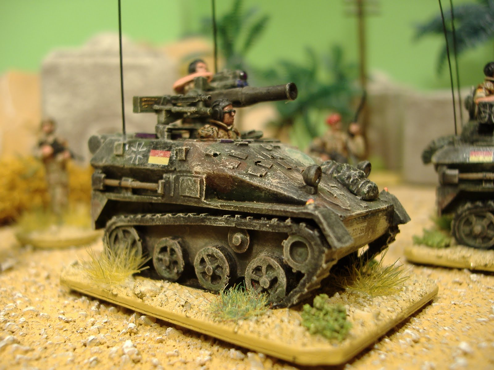 SmallScaleOperations - Wargaming Moderns, Historical and Sci