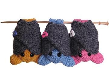 Knit Bird Pattern - 1000 Free Patterns