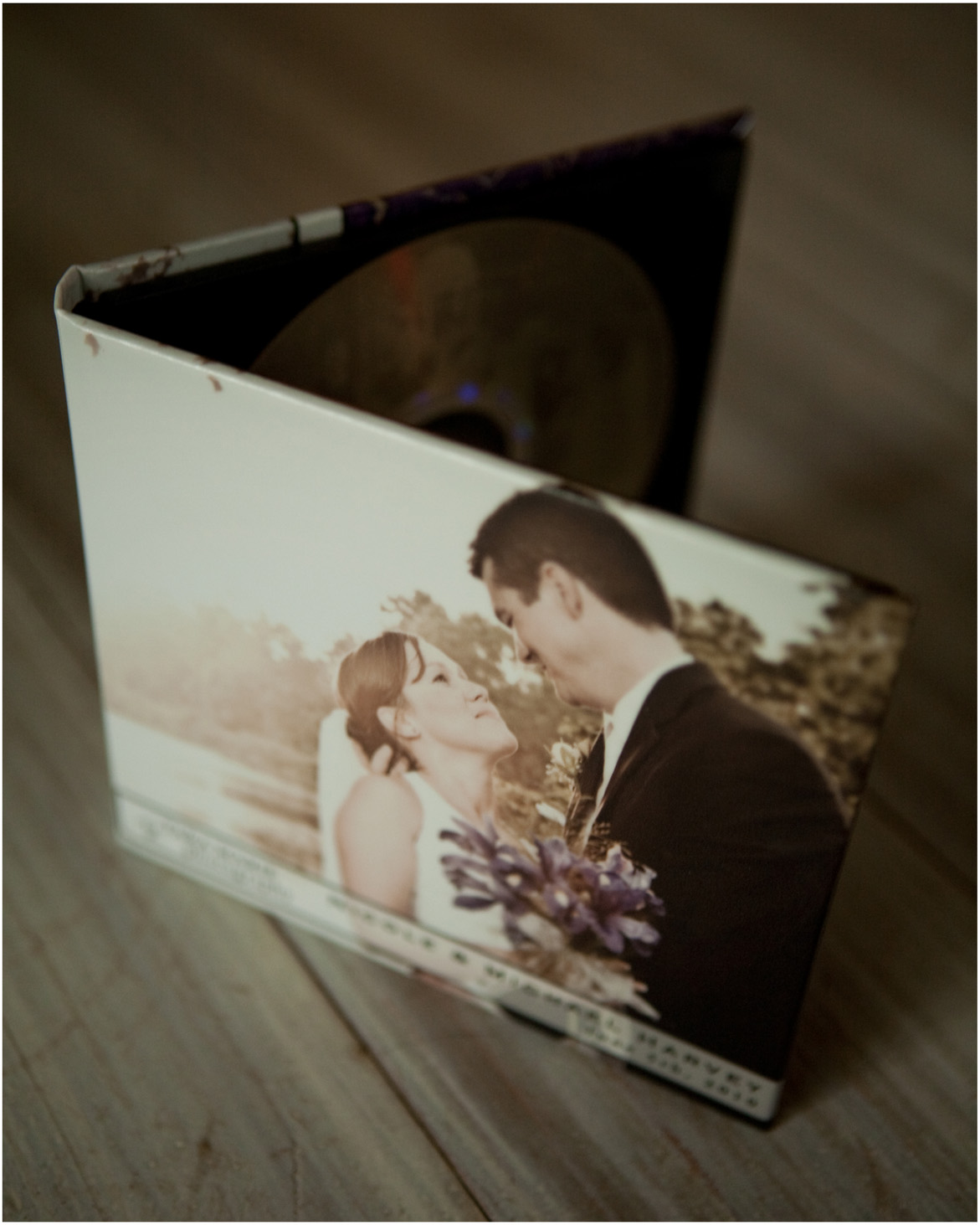 Tara Marie Photography: New custom Wedding CD cases and ...