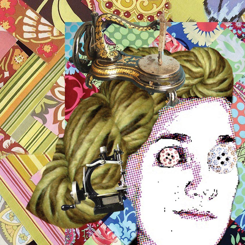 Des His F10 Jenny Synthetic Cubism Self Portrait