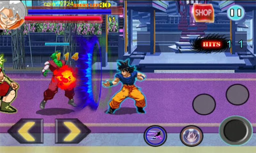 Instinct Goku Saiyan Greate Battle Siêu XayDa Goku Đại Chiến Hack