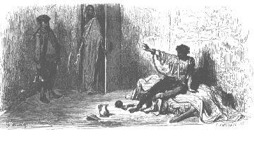 Fabulas de La Fontaine: La muerte y el desdichado