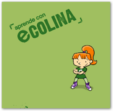 Cover of Aprende con ecolina