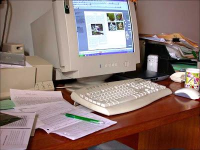 My study when I'm under pressure