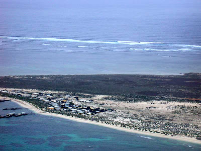 North Island, Abrolhos