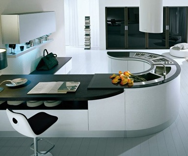Kitchen Design Idea: Kitchen Design - The U-Shape Kitchen Design ...