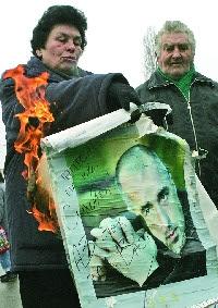 Бойко Борисов - запален и горящ