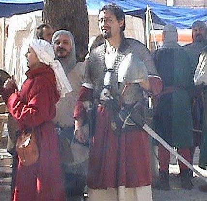 La Mesnada Mercenaria de los Mesnaderos Menesterosos estuvo en Teruel
