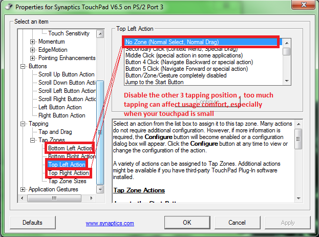 Personal Computing: Configuring Synaptics Touchpad For Multi-Touch