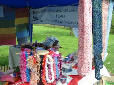 The Tawe Guild of Weavers, Spinners & Dyers, - Home Page: 2008