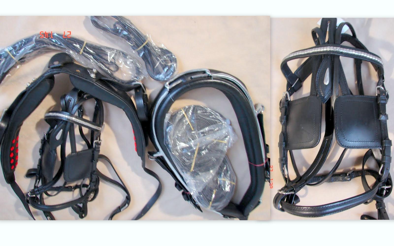 Leather Horse Yoke Harness Wiring Diagram