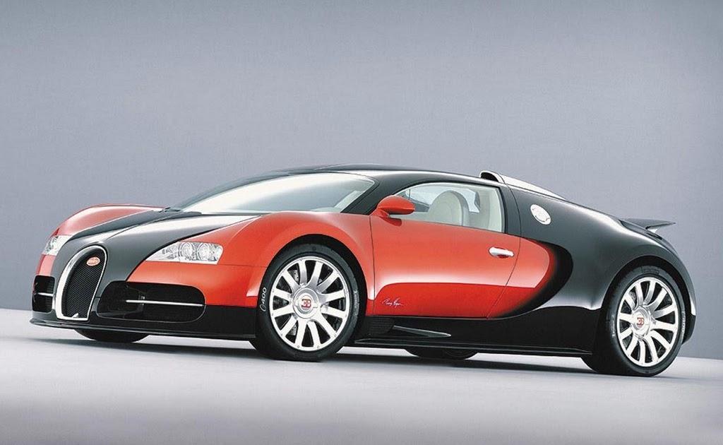 Les Plus Belles Voitures Du Monde Bugatti Veyron