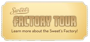 Sweets Candy FREE Factory Tour