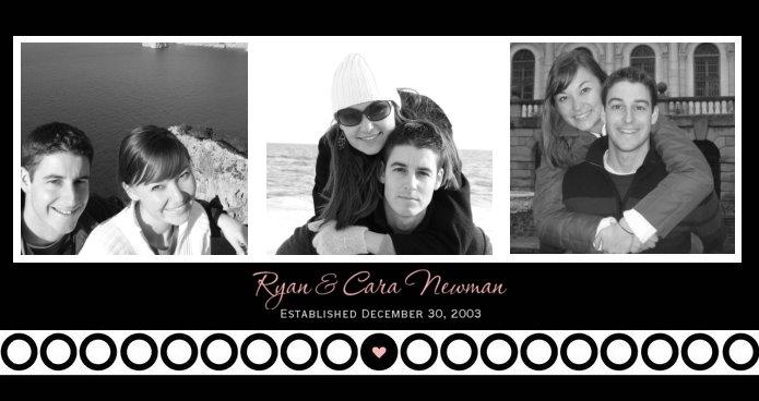 Ryan & Cara Newman