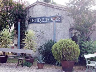 La boutique des jardins st r my de provence d couvrir - La boutique du jardin ...