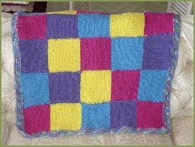 Georgie Baby Blanket