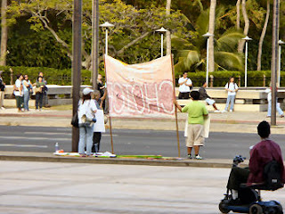 Protestors 1