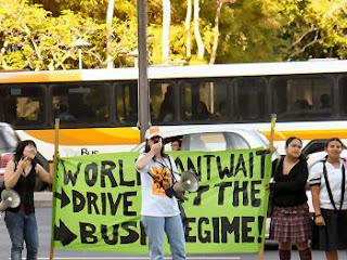Protestors 3
