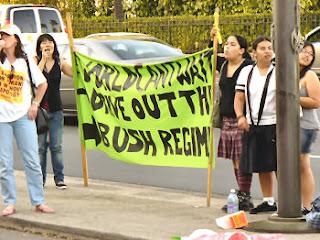 Protestors 4