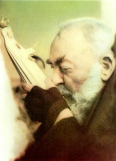 Padre Pio and Our Lady