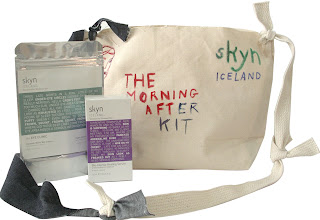 Beauty And The Blog: Skyn Iceland's Morning After Kit