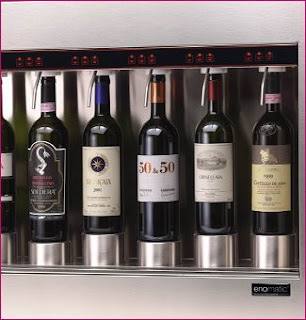 The Enomatic Wine Serving System
