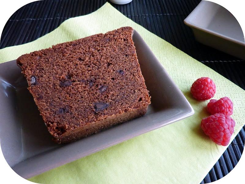 Recette Cake Marbr Ef Bf Bd Chocolat Vanille